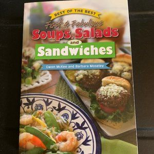 Soups, Salads & Sandwiches Cookbook